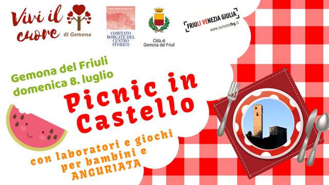 Picnic in Castello