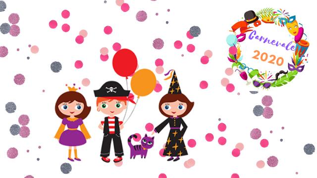 Mercatino dei giocattoli, dei libri usati e della creatività – Carnevale 2020