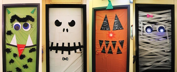 """""""HALLOWEEN DOOR – La porta spaventosa"""" CONTEST CREATIVO- Sezione speciale per la """"Vetrina di Halloween"""""""