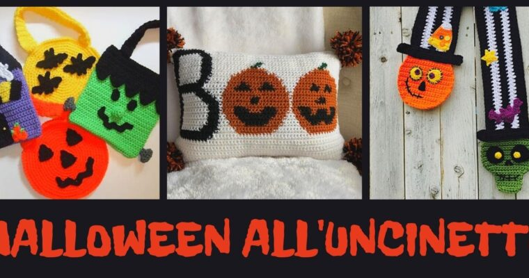 Halloween all'uncinetto, contest creativo e mostra